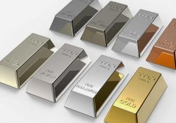 بازارهای فلزات در تلاطم اقتصاد بیمار آمریکا